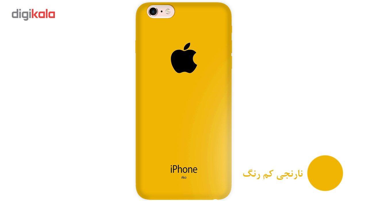 کاور آکو مدل colorland مناسب برای گوشی موبایل آیفون 6/6s main 1 8