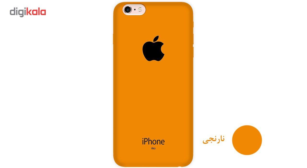 کاور آکو مدل colorland مناسب برای گوشی موبایل آیفون 6/6s main 1 9