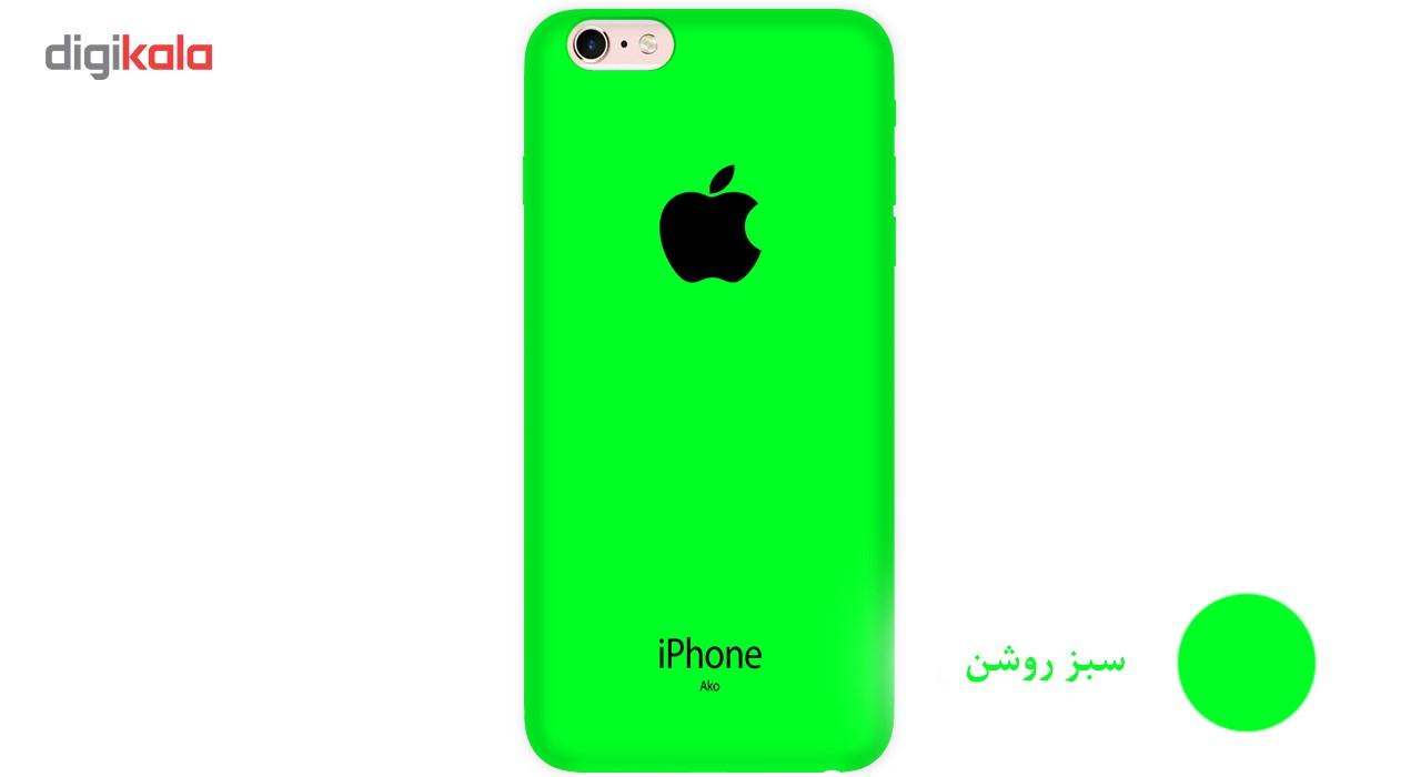 کاور آکو مدل colorland مناسب برای گوشی موبایل آیفون 6/6s main 1 11