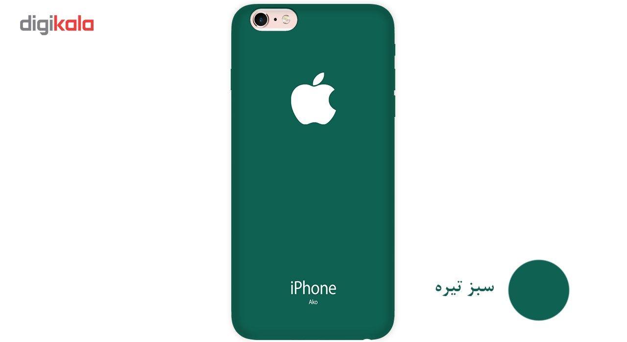 کاور آکو مدل colorland مناسب برای گوشی موبایل آیفون 6/6s main 1 13