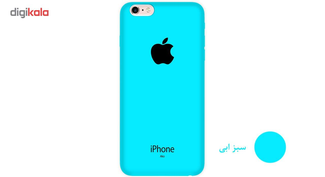 کاور آکو مدل colorland مناسب برای گوشی موبایل آیفون 6/6s main 1 14