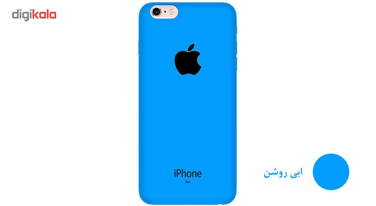 کاور آکو مدل colorland مناسب برای گوشی موبایل آیفون 6/6s main 1 15