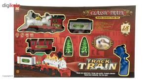 قطار اسباب بازی کنترلی مدل Track Train 2223
