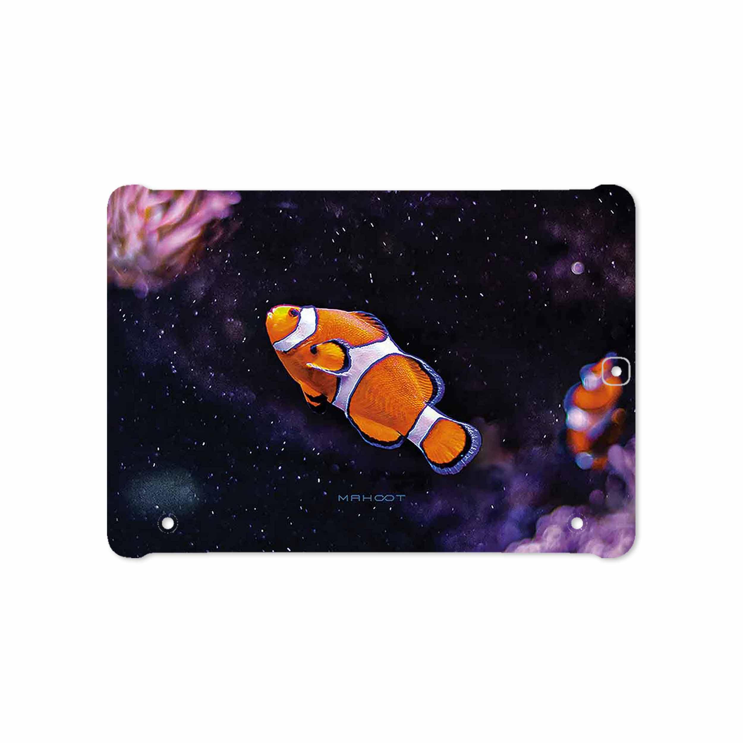 بررسی و خرید [با تخفیف]                                     برچسب پوششی ماهوت مدل Clownfish مناسب برای تبلت سامسونگ Galaxy Tab S2 9.7 2016 T813N                             اورجینال