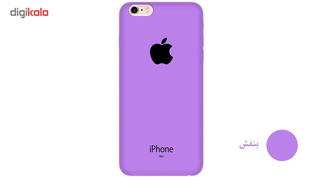 کاور آکو مدل colorland مناسب برای گوشی موبایل آیفون 6/6s main 1 18