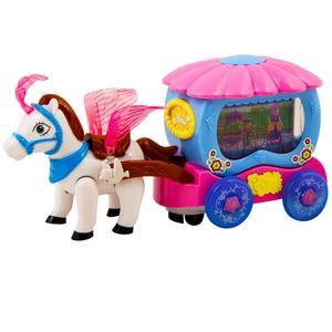 کالسکه جادویی مدل Magic Carriage