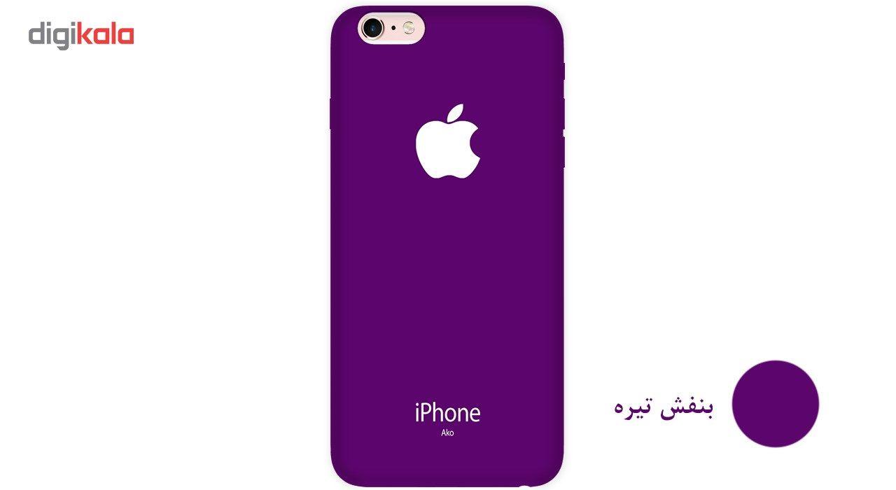 کاور آکو مدل colorland مناسب برای گوشی موبایل آیفون 6/6s main 1 19