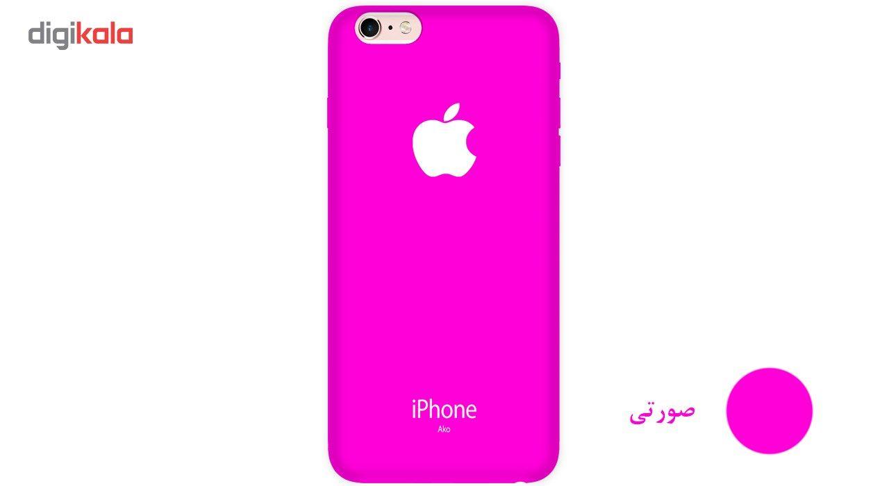 کاور آکو مدل colorland مناسب برای گوشی موبایل آیفون 6/6s main 1 20