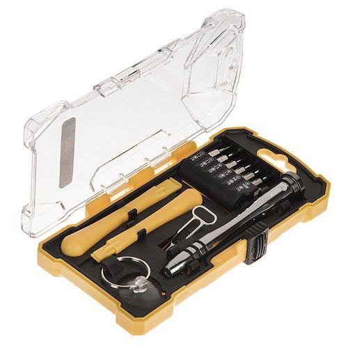 مجموعه 17 عددی سری پیچ گوشتی موبایلی رینو مدل RPT-2315