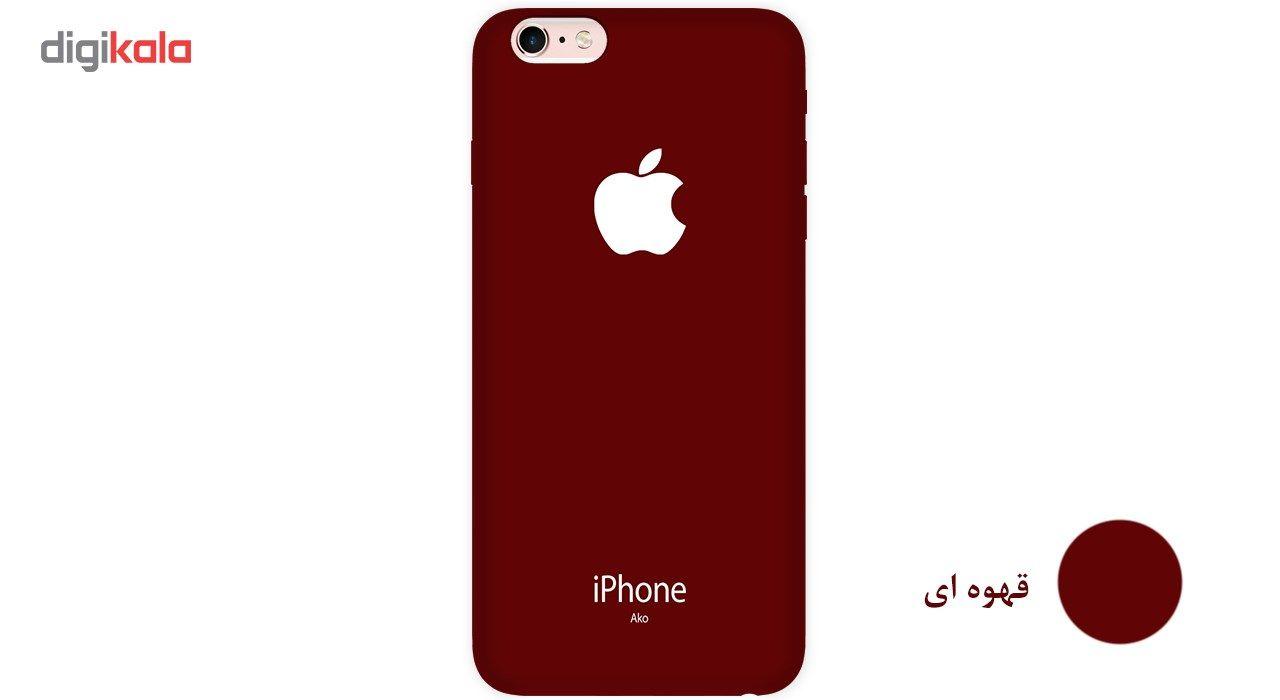 کاور آکو مدل colorland مناسب برای گوشی موبایل آیفون 6/6s main 1 22