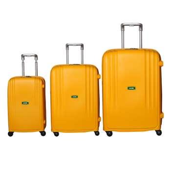 مجموعه سه عددی چمدان لوجل مدل استریم لاین