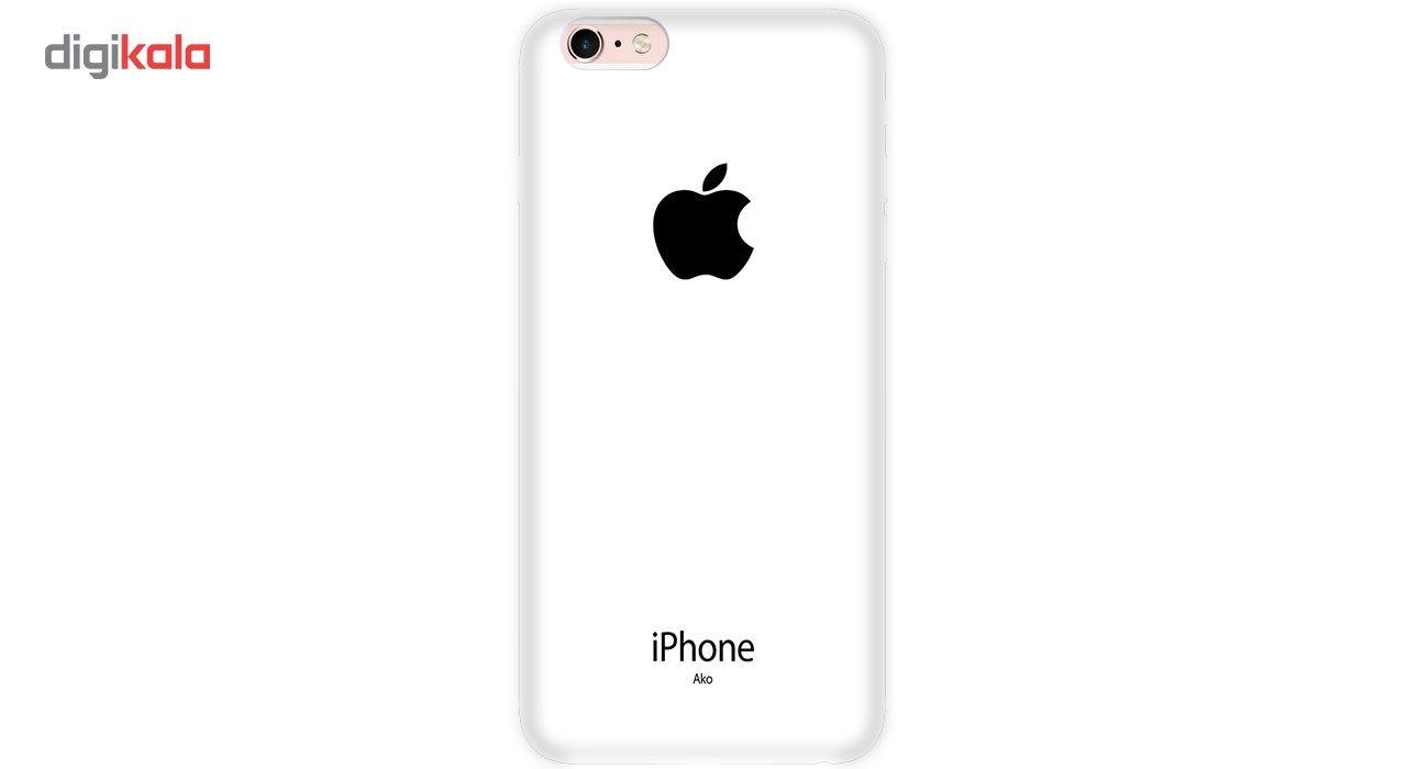 کاور آکو مدل colorland مناسب برای گوشی موبایل آیفون 6/6s main 1 24