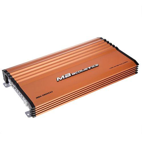 آمپلی فایر خودرو ام بی آکوستیکس مدل MBA-5800SS2