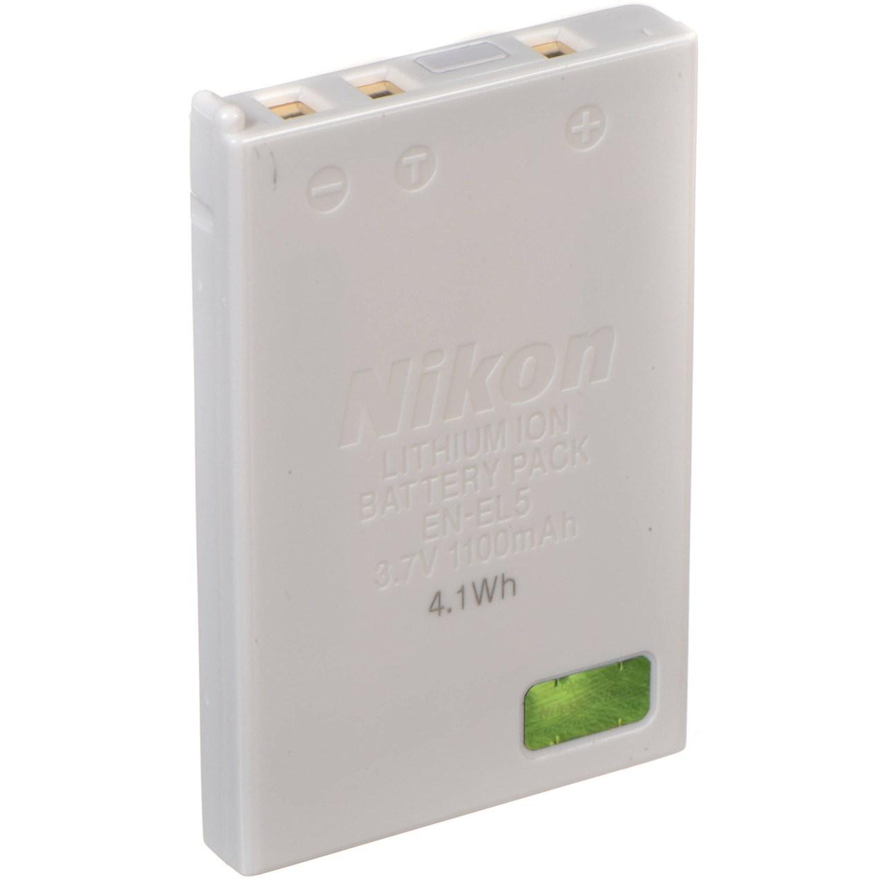 باتری لیتیوم یون نیکون مدل EN-EL5