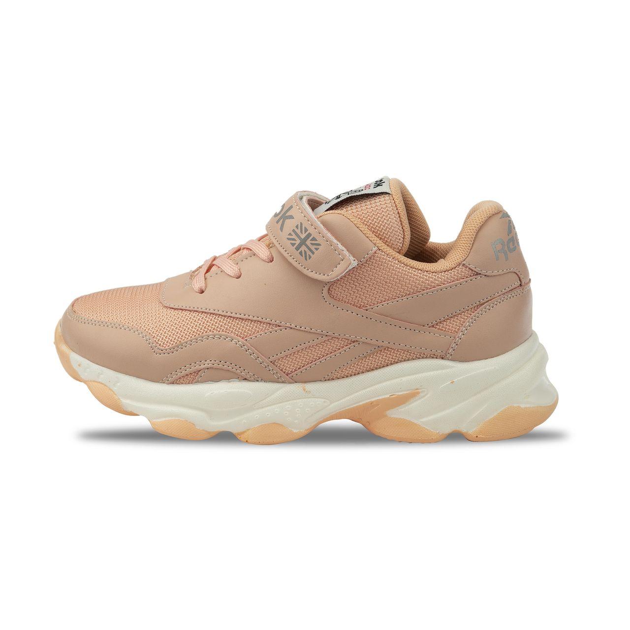 کفش پیاده روی دخترانه مدل هامون کد 101 PI                     غیر اصل