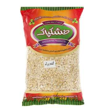 گندم پرک خشکپاک مقدار 900 گرم