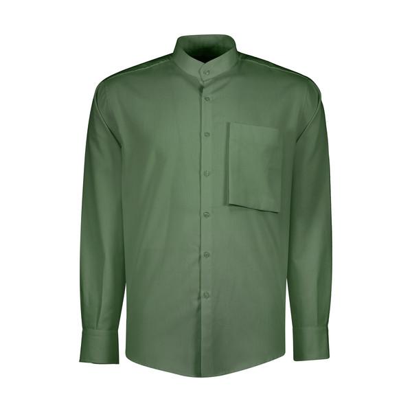 پیراهن آستین بلند مردانه یله مدل M4493000SH