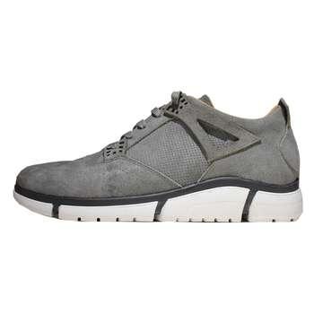 کفش روزمره مردانه چرم آرا مدل sh053 کد tu