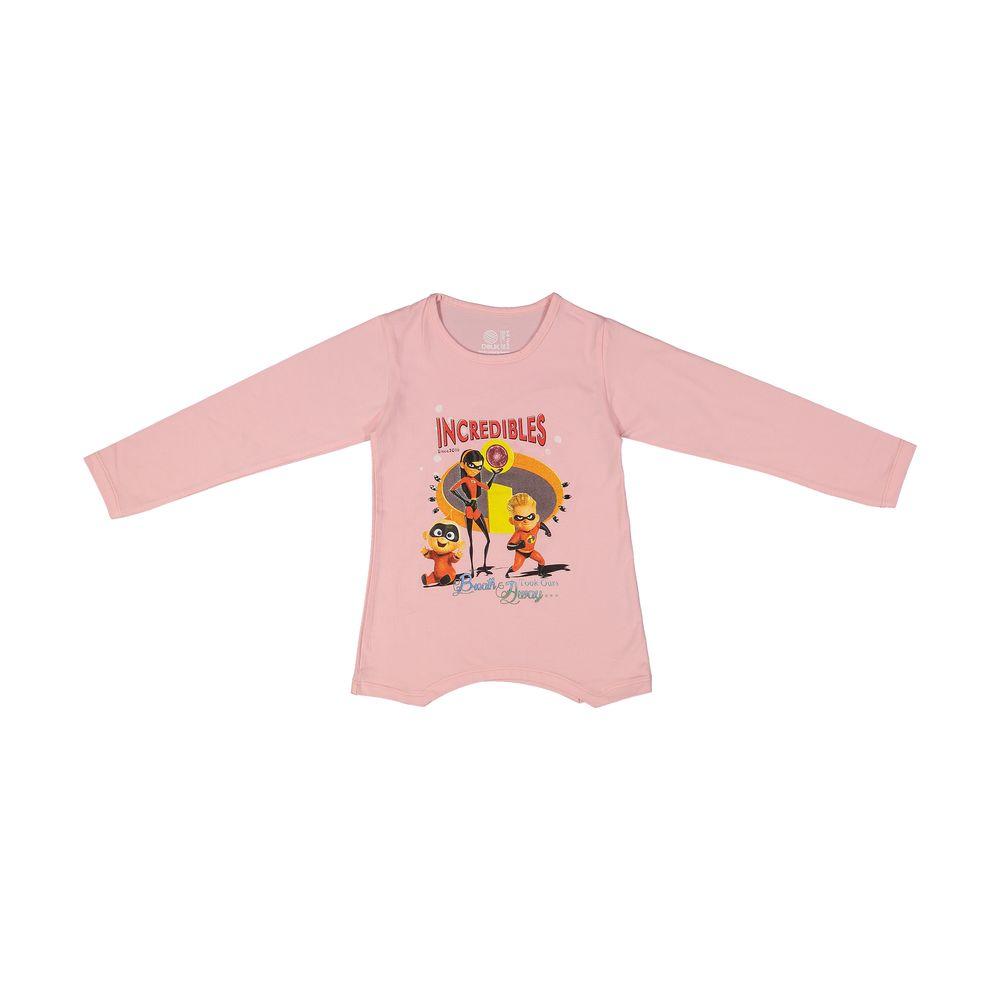 تی شرت دخترانه سون پون مدل 1391352-84