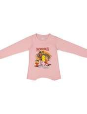 تی شرت دخترانه سون پون مدل 1391352-84 -  - 1