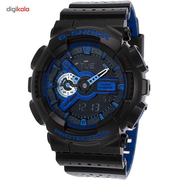 خرید ساعت مچی عقربه ای مردانه کاسیو جی شاک مدل GA-110LPA-1ADR | ساعت مچی