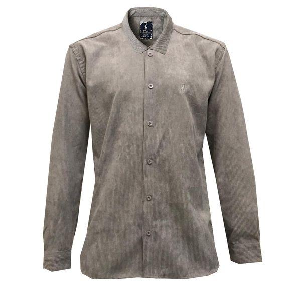 پیراهن آستین بلند مردانه مدل NCK 0226 keb غیر اصل