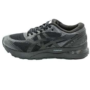 کفش مخصوص دویدن مردانه اسیکس مدل نیمبوس 21 رنگ مشکی