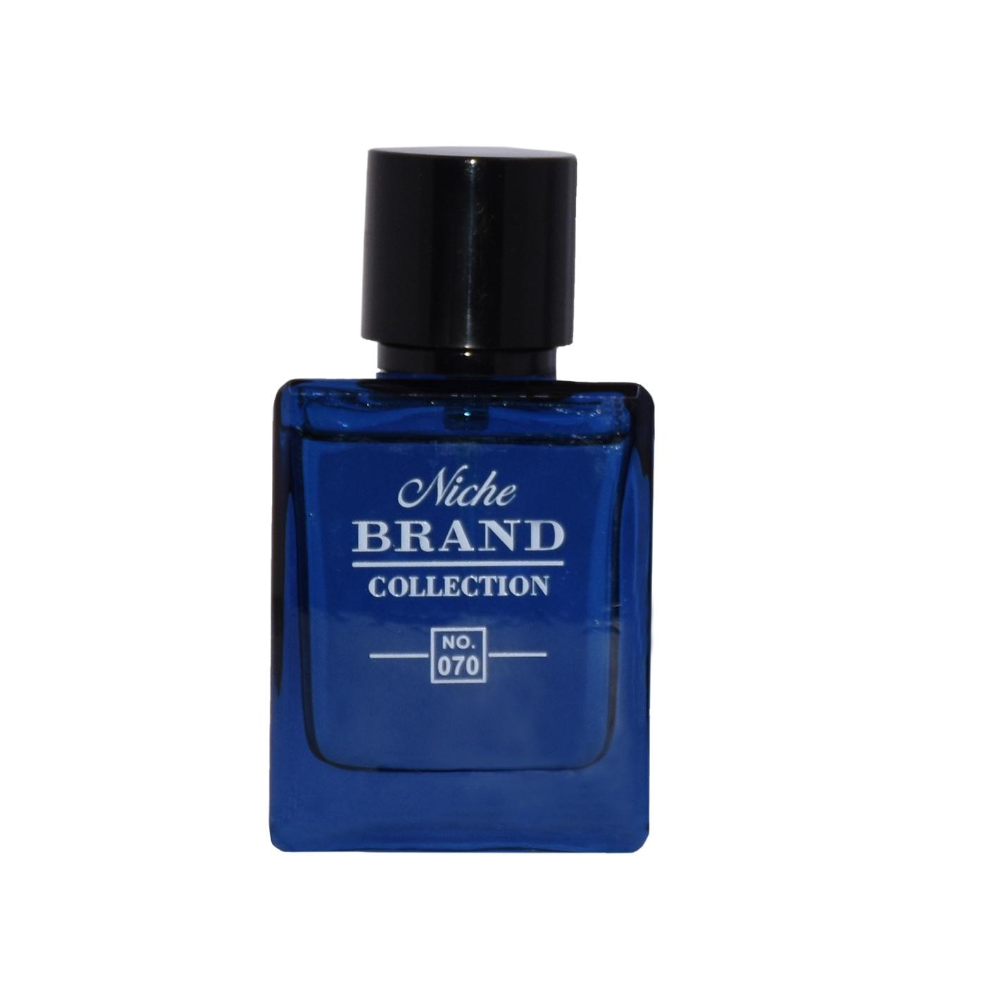 ادوپرفیوم مردانه نیچ  برند کالکشن مدل 070-Bleu de Chanel حجم 25 میلی لیتر