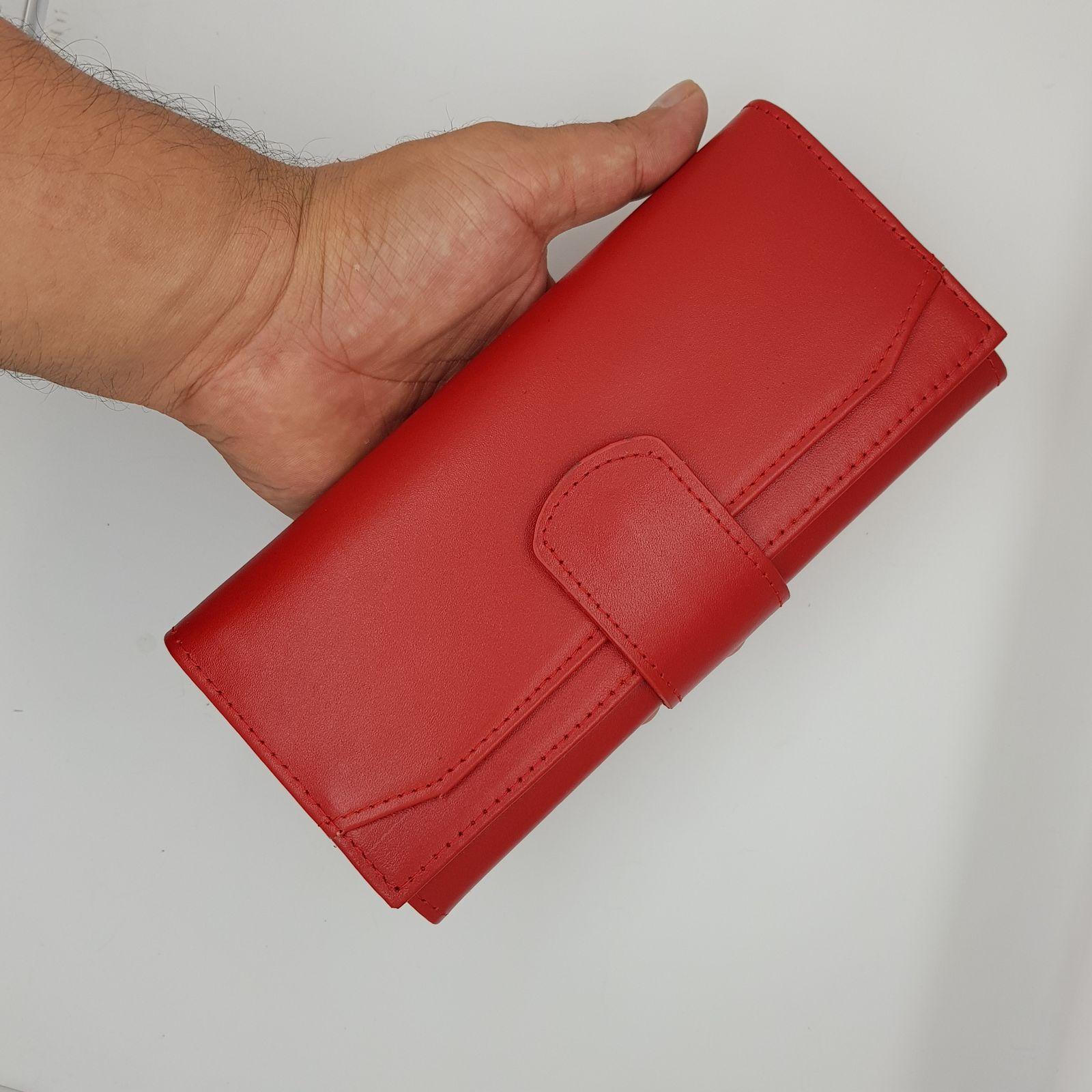 کیف پول زنانه چرم دیاکو مدل 315 -  - 12