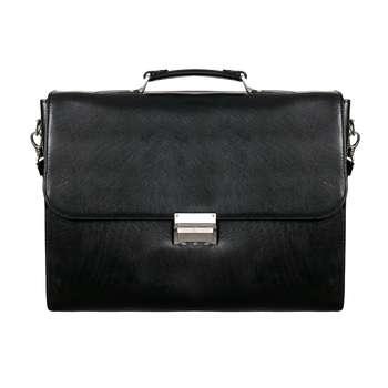 کیف اداری مردانه چرم نیروانا مدل A519