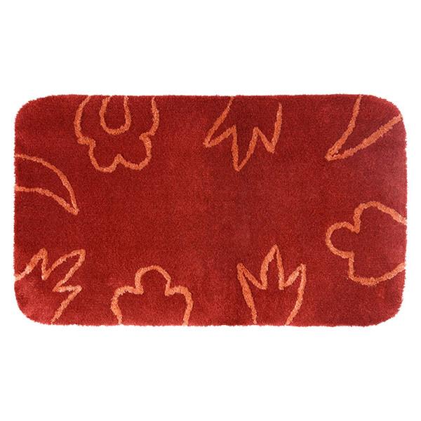 پادری فرش مریم سری تک کوچک طرح پائیز سایز 80 × 47