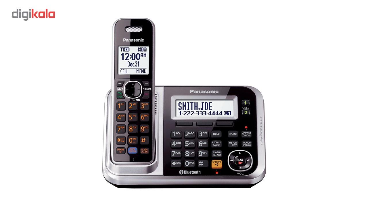 قیمت                      تلفن بیسیم پاناسونیک مدل KX-TG7841