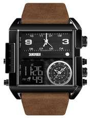 ساعت مچی عقربه ای مردانه اسکمی مدل 1391GH-NP -  - 1