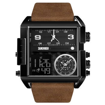 ساعت مچی عقربهای مردانه اسکمی مدل 1391GH
