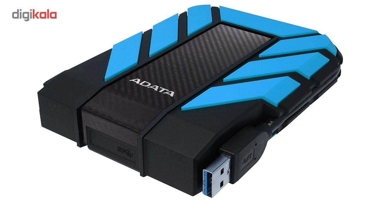 هارد اکسترنال ای دیتا مدل HD710 Pro ظرفیت 2 ترابایت main 1 12