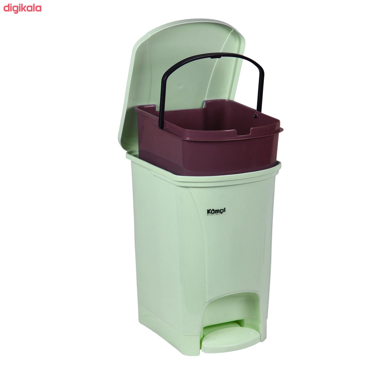 سطل زباله پدالی کامل کد 450 main 1 1