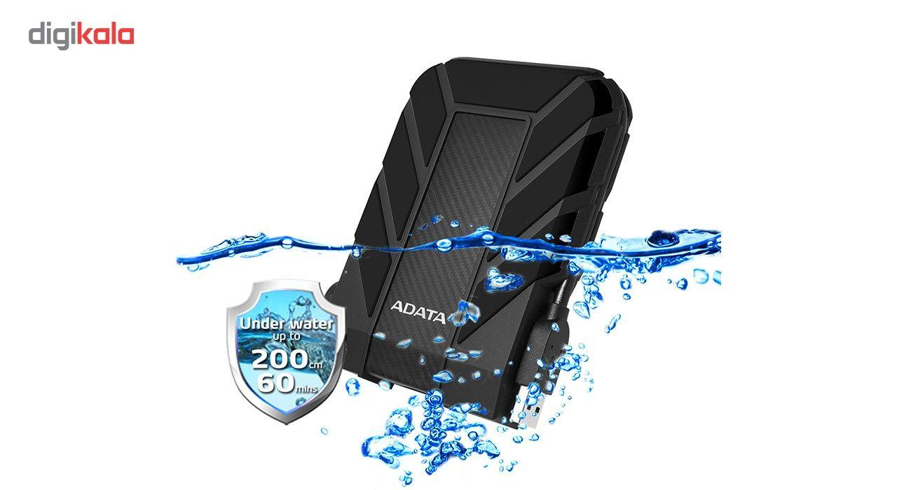هارد اکسترنال ای دیتا مدل HD710 Pro ظرفیت 2 ترابایت main 1 14