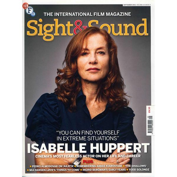 مجله Sight & Sound - سپتامبر 2016