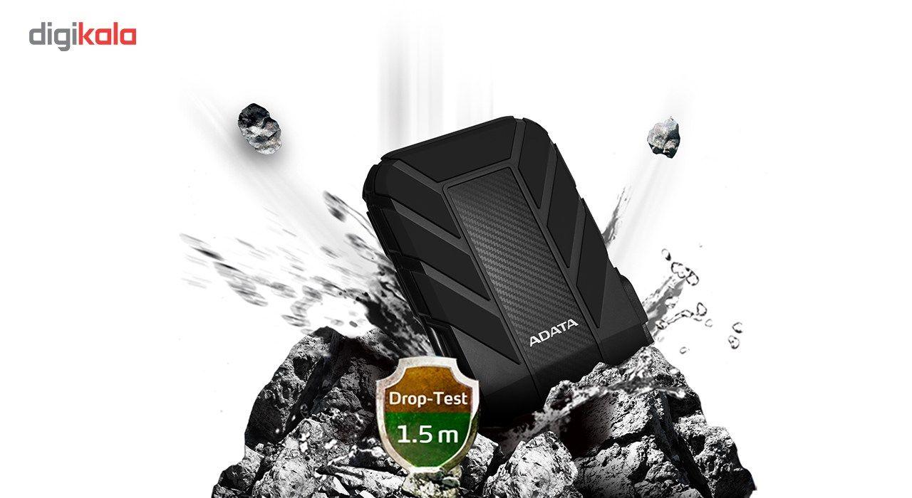 هارد اکسترنال ای دیتا مدل HD710 Pro ظرفیت 2 ترابایت main 1 15