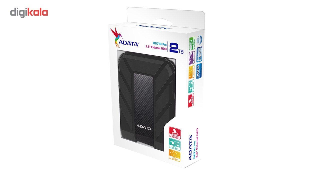 هارد اکسترنال ای دیتا مدل HD710 Pro ظرفیت 2 ترابایت main 1 16