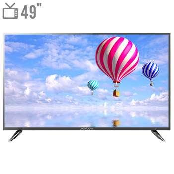 تلویزیون ال ای دی دوو مدل DLE-49H1800-DPB سایز 49 اینچ