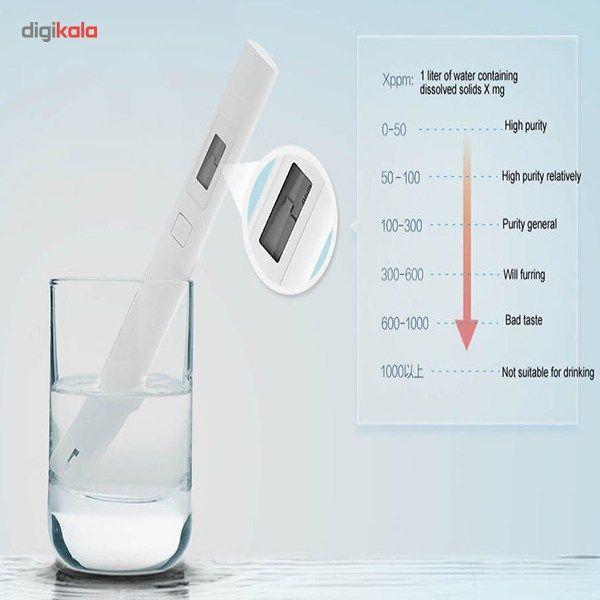 گجت تست سلامت آب سفری شیاومی مدل Mi TDS main 1 3