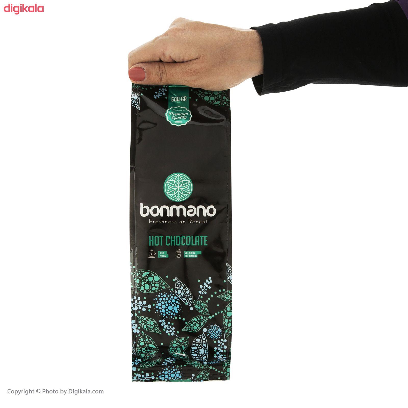 هات چاکلت بن مانو - 500 گرم  main 1 1