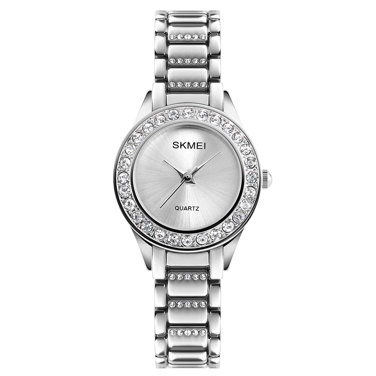 ساعت مچی  عقربه ای زنانه اسکمی مدل 1262 کد 02 54