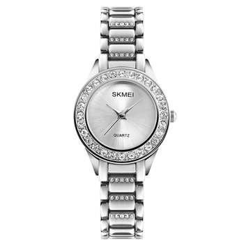 ساعت مچی عقربه ای زنانه اسکمی مدل 1262 کد 02