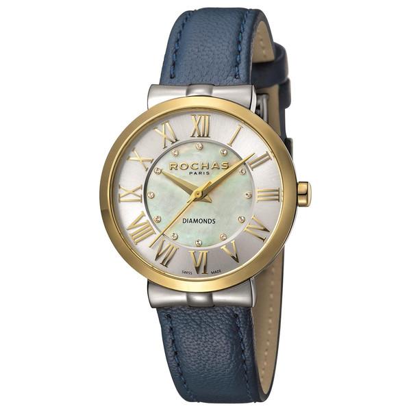 ساعت مچی عقربه ای زنانه روشاس مدل RP2L009L0041