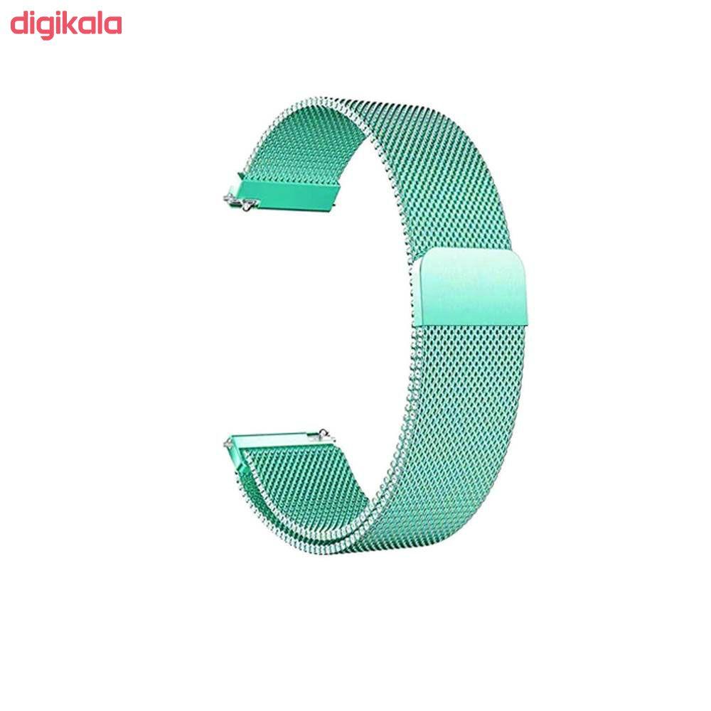 بند مدل Milanese مناسب برای ساعت هوشمند سامسونگ Galaxy Watch Active / Active 2 40mm / Active 2 44mm main 1 5