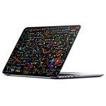 استیکر لپ تاپ ماسا دیزاین طرح ریاضی فیزیک مدل STL0107 مناسب برای لپ تاپ 15.6 اینچ