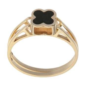 انگشتر طلا 18 عیار زنانه مایا ماهک مدل MR0441