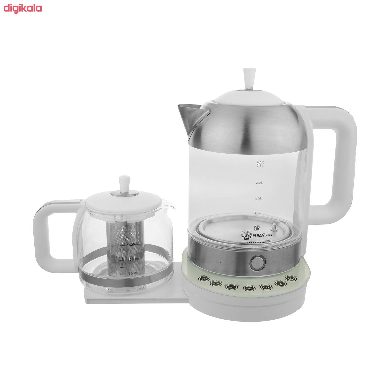 چای ساز فوما مدل 2012 main 1 4